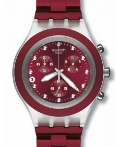 Swatch Irony Diaphane FULL BLOODED BURGUNDY SVCK4054AG
