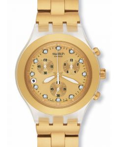 Swatch Irony Diaphane Chrono Full Blooded SVCK4032G