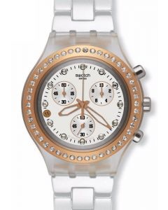 Swatch Irony Diaphane Chrono FULL BLOODED MARVELOUS PINK SVCK4067AG