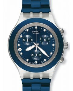 Swatch Irony Diaphane Chrono Full Blooded Sea SVCK4041AG