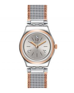 Swatch Irony Lady Full Silver Jacket YSS327M