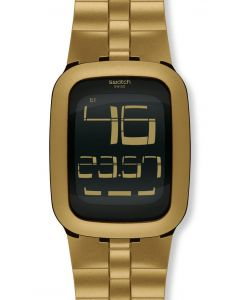 Swatch Touch Gold Bump SURC101