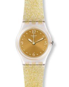 Swatch Lady Golden Glistar Too LK382