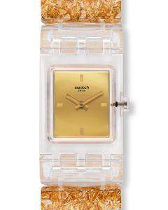 Swatch Square Golden Jewel SUBK159