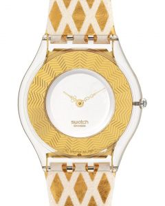 Swatch Skin Classic Golden Leak Too SFK274D