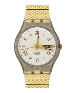 Swatch Gent Flex Golden Power GM716A/B