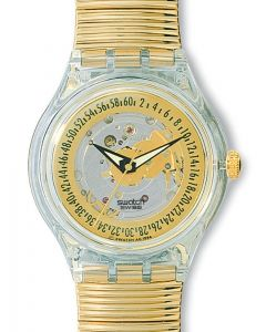 Swatch Automatik Golden Sixties SAK115