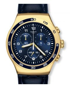 Swatch Irony The Chrono Golden Yacht YOG409