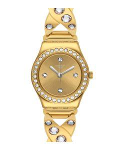 Swatch Irony Lady Lady Goldy Hug YSG164G