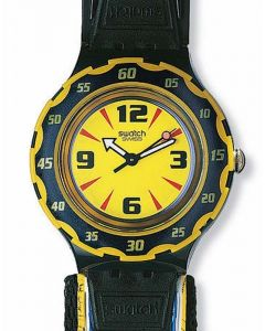 Swatch Scuba 200 Access Goodwill Games SHB101