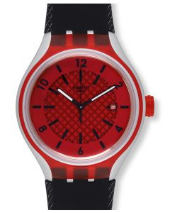 Swatch Irony XLite Go Red YES4008