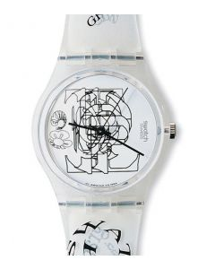 Swatch Gent Graphickers GK208