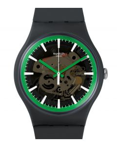 Swatch New Gent Graphit Pay SVIM100-5300