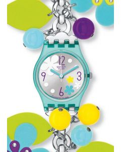 Swatch Lady Green and More LL113G