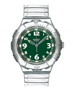 Swatch Irony Scuba Green Dip YDS105
