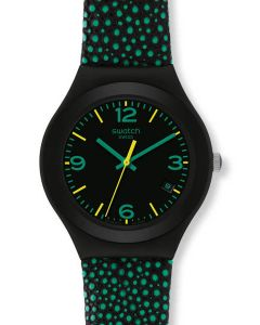 Swatch Irony Big GREEN DROPS YGB4003