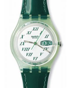 Swatch Gent Green Lacquer GM709