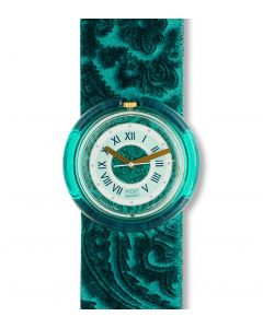 Midi Pop Swatch GREEN QUEEN PMK103