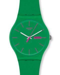 Swatch New Gent GREEN REBEL SUOG704