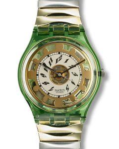 Swatch Gent Flex Green Shine GG131