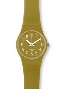 Swatch Lady GREEN TRACE LG122C