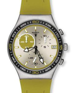 Swatch Irony Chrono GREEN WINK YCS565