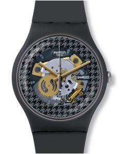 Swatch New Gent Greybolino SUOM109