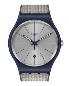 Swatch New Gent Grey Cord SUON402