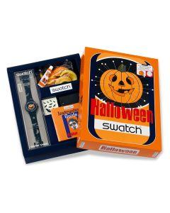 Swatch Gent Halloween Special Happy Nightmare GZS30