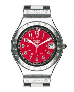 Swatch Irony Big Happy Joe Red YGS408G