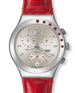 Swatch Irony Chrono Heart Cherry YCS527