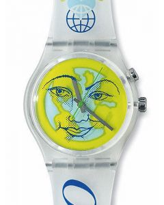 Swatch Gent Heart on Earth GK900