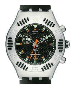 Swatch Irony Scuba 200 Chrono High Water Line YBS4010