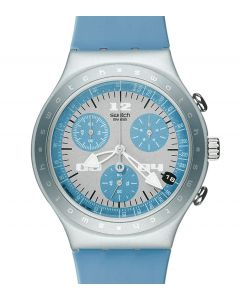 Swatch Irony Chrono Hoarfrost YCS4008