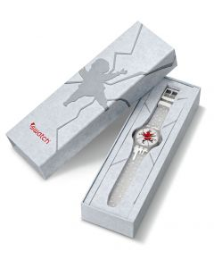 Swatch New Gent X-Mas Special 2021 Hohoouch SUOZ717