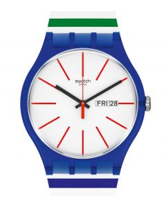 Swatch Originals New Gent Home Stripe Home SUON715