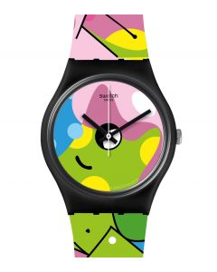 Swatch Gent Image of Graffiti GB317