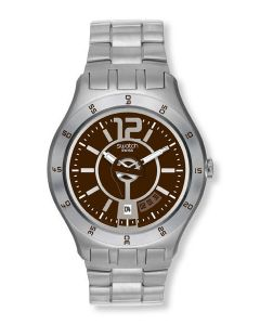 Swatch Irony New Big IN A BROWN MODE YTS406G