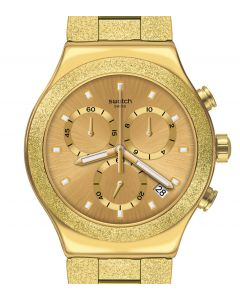 Swatch Irony New Chrono Irony Goldshiny YVG407G