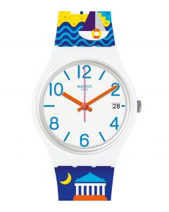 Swatch Gent Greetings From Vienna GW706D