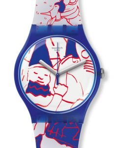 Swatch New Gent Special JULS AT SWATCH ART PEACE HOTEL SUOZ217