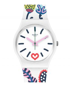 Swatch Gent Just Flowers GW213