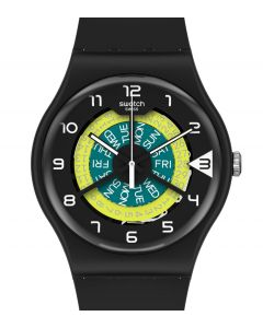 Swatch Originals New Gent Keep Turning SUOB732