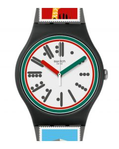 Swatch New Gent Destination Special K'iin Playa SUOZ268C
