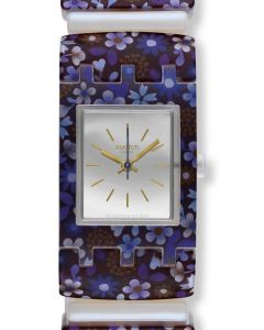 Swatch Square Lady Violet SUBW112