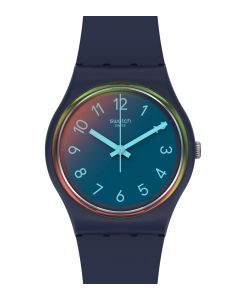 Swatch Gent La Night Blue GN274
