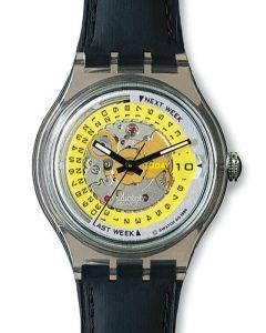 Swatch Automatic Last Week Next Week SAM404