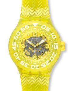 Swatch Scuba Libre Lemon Profond SUUJ101