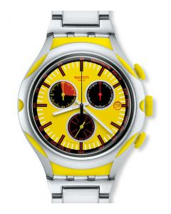 Swatch Irony XLite Chrono Lemon Squash YYS4002AG