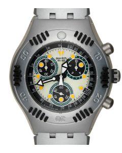 Swatch Irony Scuba 200 Chrono Lightwave YBS4005